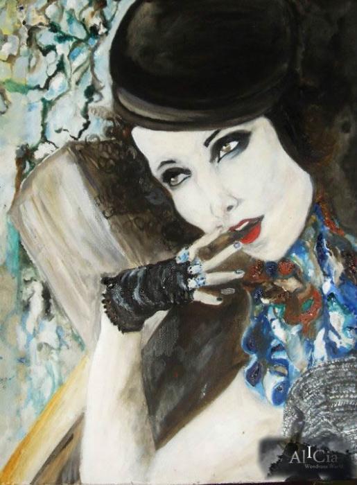 Rachel Brice by Alichela